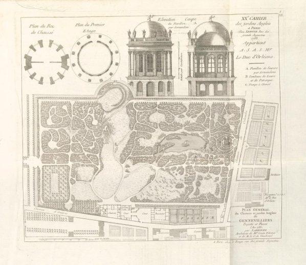 Jardin Anglais Planting Diaries